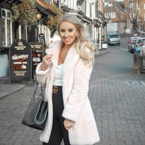 Luci | London Blogger on Instagram