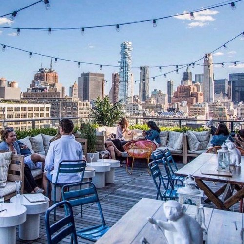 Azul Rooftop Bar on Instagram